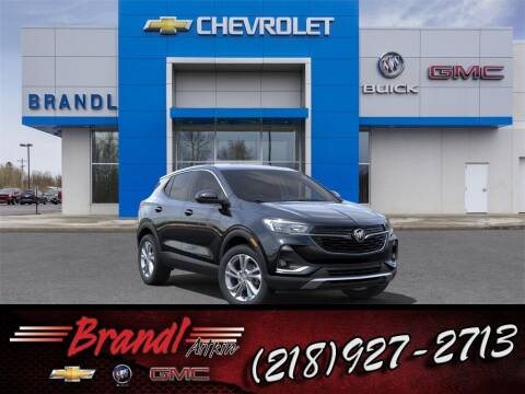 2022 Buick Encore GX for sale at Brandl GM in Aitkin MN