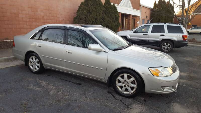 2002 Toyota Avalon for sale at Economy Auto Sales in Dumfries VA