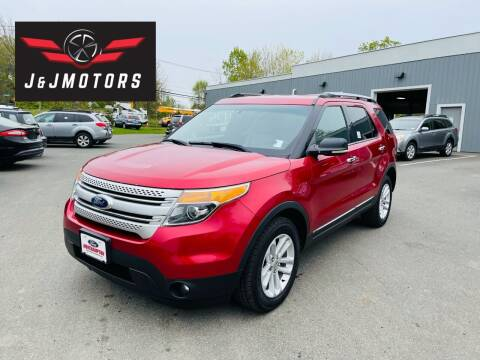 2011 Ford Explorer for sale at J & J MOTORS in New Milford CT