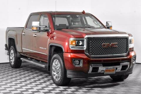 2016 GMC Sierra 2500HD for sale at Chevrolet Buick GMC of Puyallup in Puyallup WA