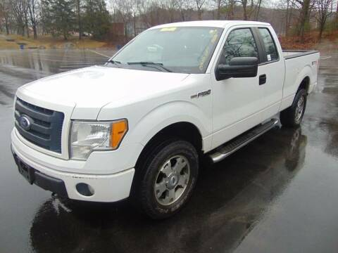 2010 Ford F-150 for sale at LA Motors in Waterbury CT