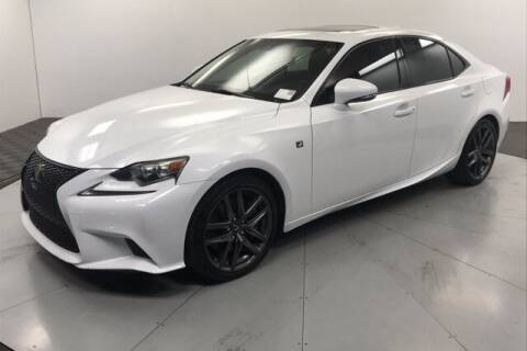 2014 Lexus IS 350 for sale at Stephen Wade Pre-Owned Supercenter in Saint George UT