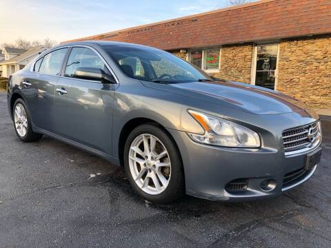 2010 Nissan Maxima for sale at Approved Motors in Dillonvale OH
