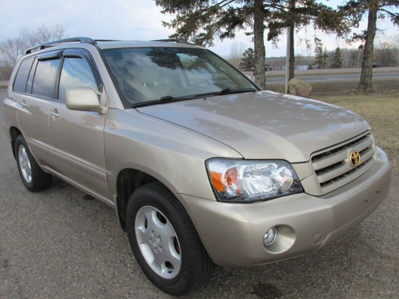 2004 Toyota Highlander for sale at Buy-Rite Auto Sales in Shakopee MN
