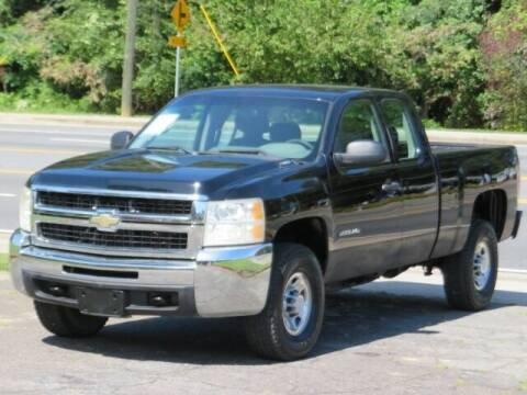 2010 Chevrolet Silverado 2500HD for sale at Marietta Auto Mall Center in Marietta GA
