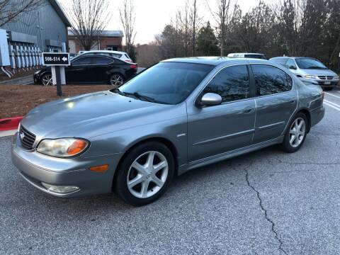 2004 Infiniti I35 for sale at MJ AUTO BROKER in Alpharetta GA