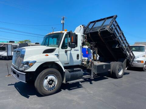 2008 International WorkStar 7400 for sale at Dorn Brothers Truck and Auto Sales in Salem OR