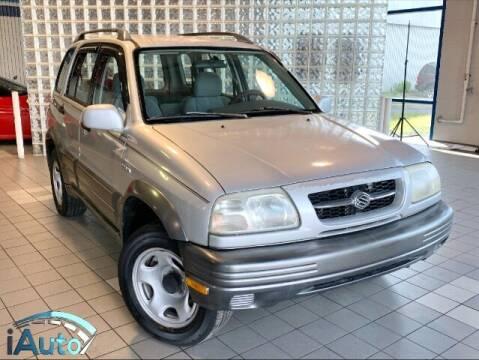 1999 Suzuki Grand Vitara for sale at iAuto in Cincinnati OH