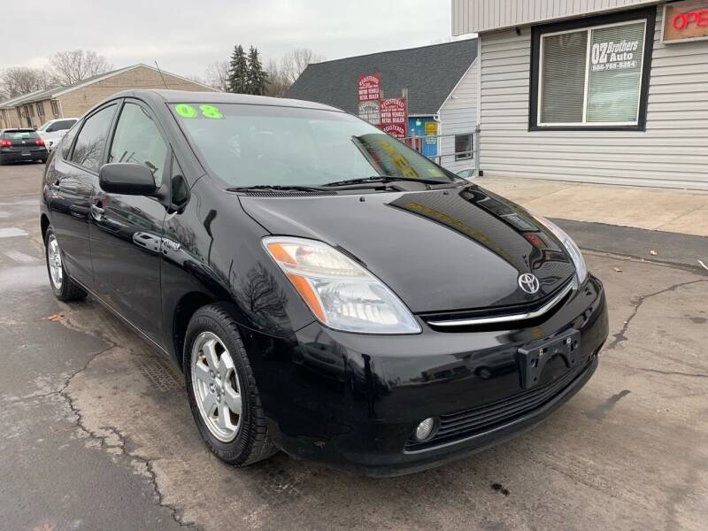 2008 Toyota Prius for sale at OZ BROTHERS AUTO in Webster NY