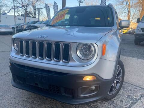 2016 Jeep Renegade for sale at Best Cars R Us in Plainfield NJ