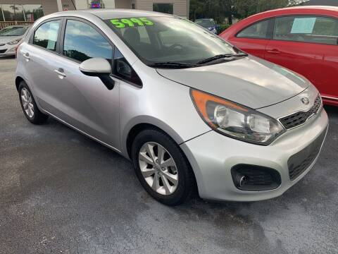 2013 Kia Rio 5-Door for sale at The Car Connection Inc. in Palm Bay FL