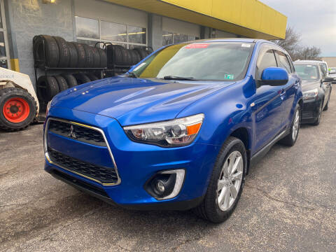 2015 Mitsubishi Outlander Sport for sale at McNamara Auto Sales - Kenneth Road Lot in York PA
