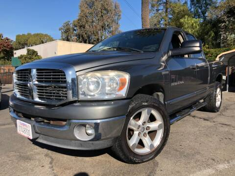 2007 Dodge Ram Pickup 1500 for sale at Martinez Truck and Auto Sales in Martinez CA