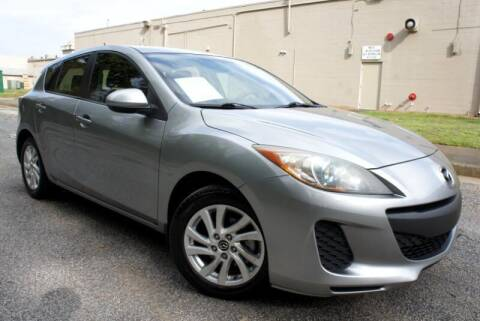 2013 Mazda MAZDA3 for sale at CU Carfinders in Norcross GA