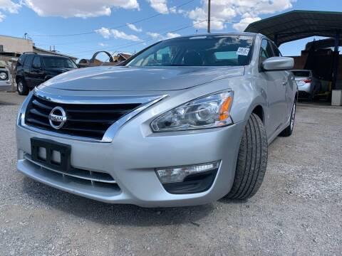 2015 Nissan Altima for sale at Boktor Motors in Las Vegas NV