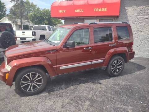 2008 Jeep Liberty for sale at Economy Motors in Muncie IN