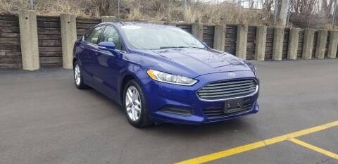 2014 Ford Fusion for sale at U.S. Auto Group in Chicago IL