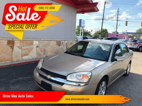 2006 Chevrolet Malibu for sale at Drive Max Auto Sales in Warren MI