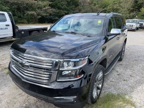 2016 Chevrolet Tahoe for sale at BILLY HOWELL FORD LINCOLN in Cumming GA