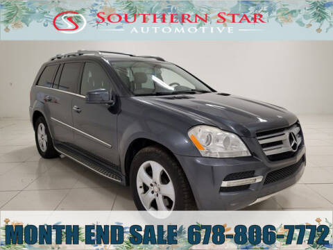 2011 Mercedes-Benz GL-Class for sale at Southern Star Automotive, Inc. in Duluth GA