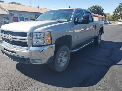 2008 Chevrolet Silverado 2500HD for sale at Bailey Family Auto Sales in Lincoln AR