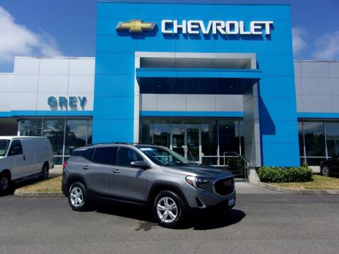 2018 GMC Terrain for sale at Grey Chevrolet, Inc. in Port Orchard WA