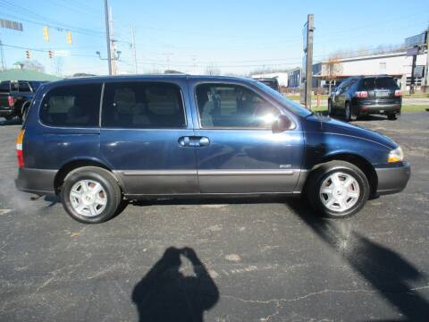 2001 Mercury Villager for sale at Home Street Auto Sales in Mishawaka IN