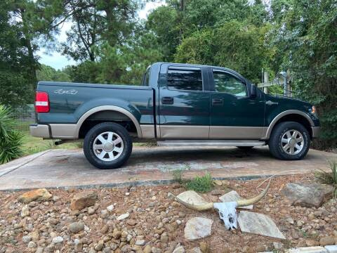 2005 Ford F-150 for sale at Texas Truck Sales in Dickinson TX