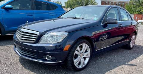 2011 Mercedes-Benz C-Class for sale at Mayer Motors of Pennsburg in Pennsburg PA