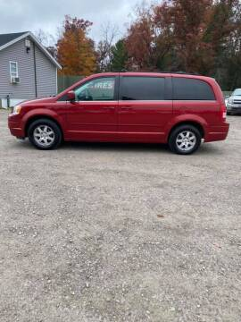 2008 Chrysler Town and Country for sale at Hilltop Auto in Prescott MI