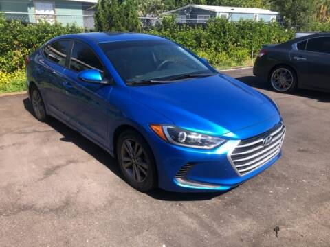 2017 Hyundai Elantra for sale at Empire Automotive Group Inc. in Orlando FL