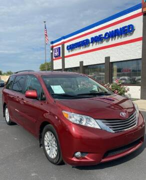 2012 Toyota Sienna for sale at Ultimate Auto Deals DBA Hernandez Auto Connection in Fort Wayne IN
