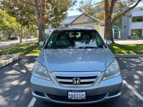2005 Honda Odyssey for sale at Hi5 Auto in Fremont CA