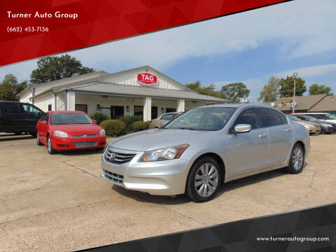 2011 Honda Accord for sale at Turner Auto Group in Greenwood MS