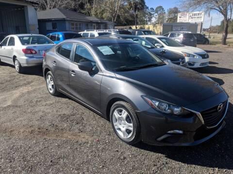 2014 Mazda MAZDA3 for sale at Ebert Auto Sales in Valdosta GA