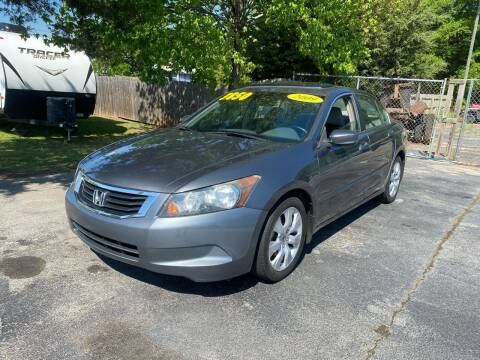 2009 Honda Accord for sale at Karz 4 Less in Greenville SC