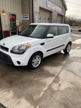 2012 Kia Soul for sale at John's Auto Sales & Service Inc in Waterloo NY