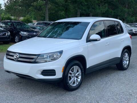 2014 Volkswagen Tiguan for sale at MVP Auto LLC in Alpharetta GA