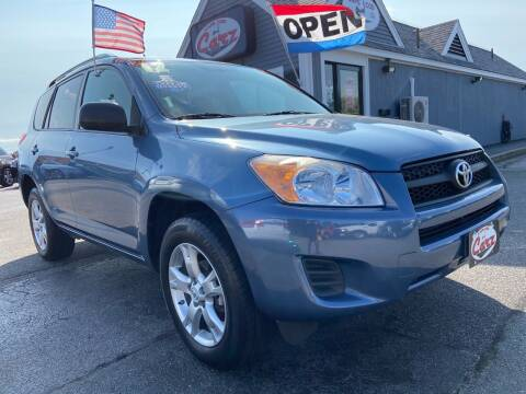 2012 Toyota RAV4 for sale at Cape Cod Carz in Hyannis MA