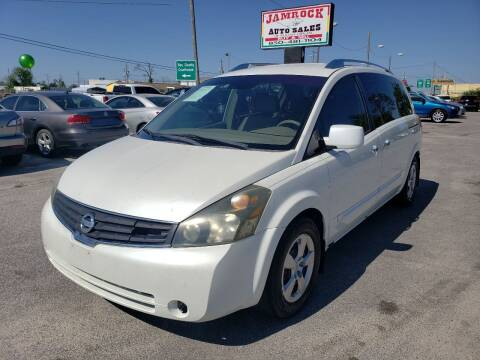 2007 Nissan Quest for sale at Jamrock Auto Sales of Panama City in Panama City FL