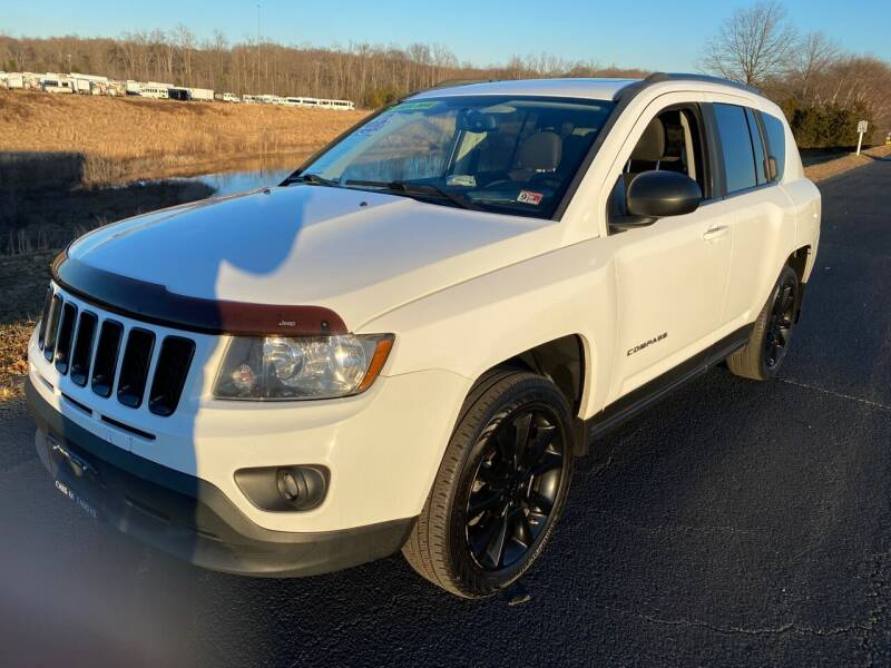 2012 Jeep Compass for sale at Used Cars of Fairfax LLC in Woodbridge VA