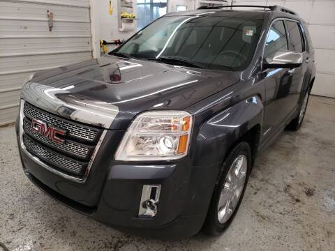 2011 GMC Terrain for sale at Jem Auto Sales in Anoka MN