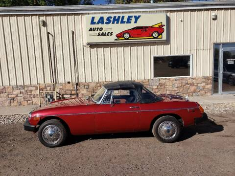 1977 MG Midget for sale at Lashley Auto Sales in Mitchell NE
