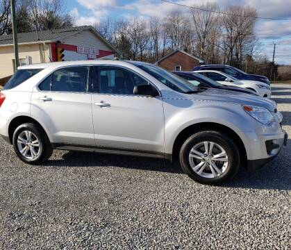 2010 Chevrolet Equinox for sale at 220 Auto Sales in Rocky Mount VA