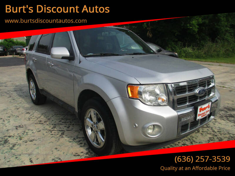 2011 Ford Escape for sale at Burt's Discount Autos in Pacific MO