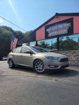 2015 Ford Focus for sale at Harborcreek Auto Gallery in Harborcreek PA