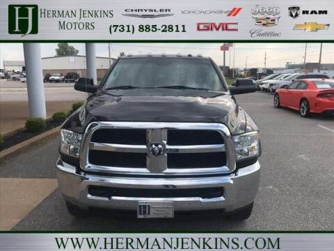 2017 RAM Ram Pickup 3500 for sale at Herman Jenkins Used Cars in Union City TN