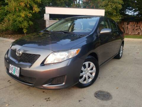 2010 Toyota Corolla for sale at A1 Group Inc in Portland OR
