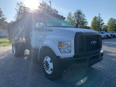 2019 Ford F-650 Super Duty for sale at BOZARD FORD in Saint Augustine FL