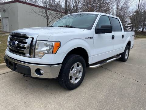 2012 Ford F-150 for sale at Western Star Auto Sales in Chicago IL